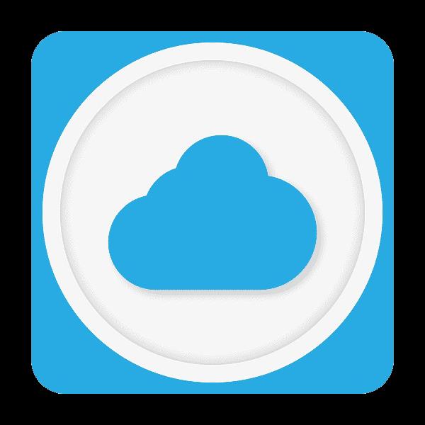 iCloud Cloud